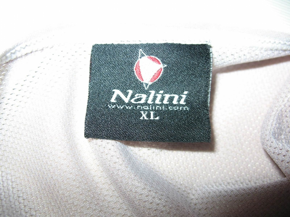 Велошорты NALINI pro active bib shorts (размер XL/L) - 4