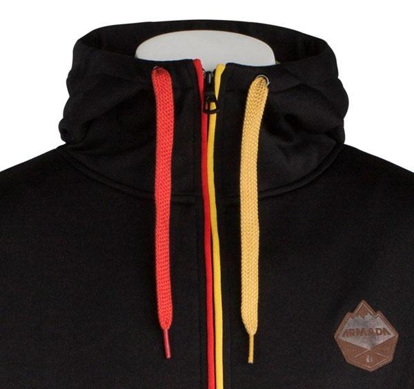 Кофта ARMADA slasher hoodie (размер L) - 1