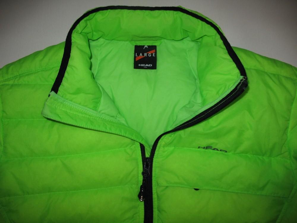 Куртка HEAD light insulation down jacket (размер L) - 3