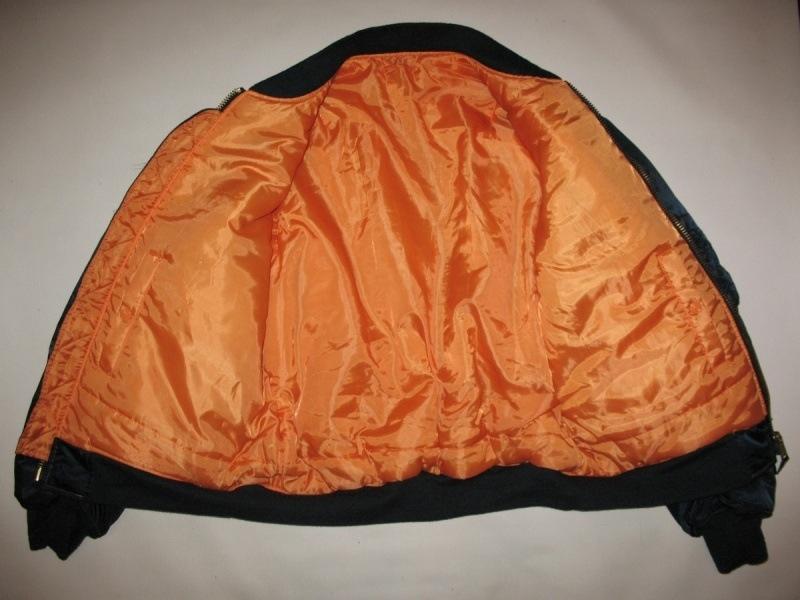 Куртка FOSTEX bomber MA-1 jacket (размер S/M) - 5
