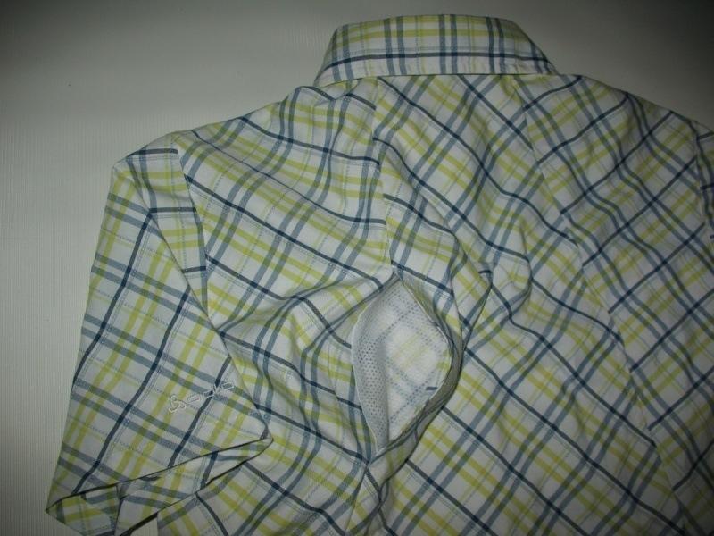 Рубашка ODLO shirt lady  (размер L/M) - 4