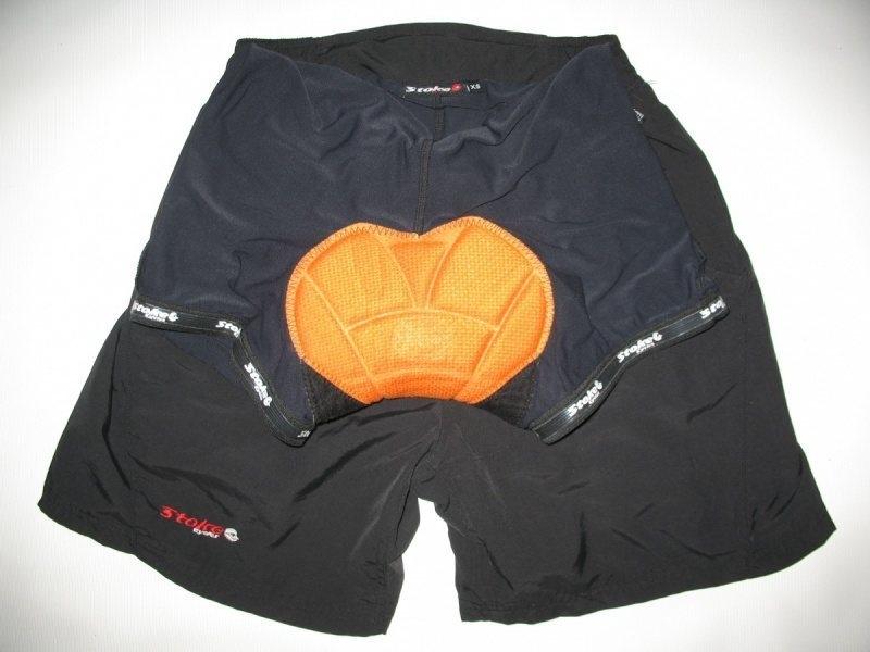 Шорты STOKE bike shorts (размер XS) - 2