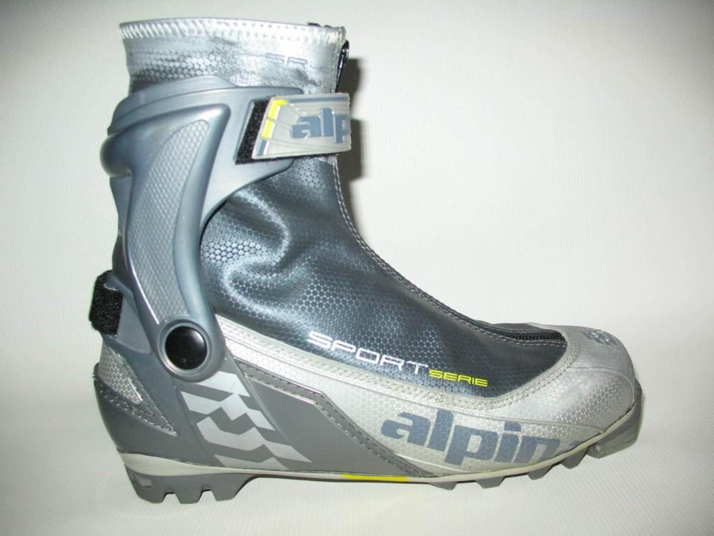 Ботинки ALPINA sr40 cross country ski boots (размер EU41(на стопу до 255 mm)) - 2