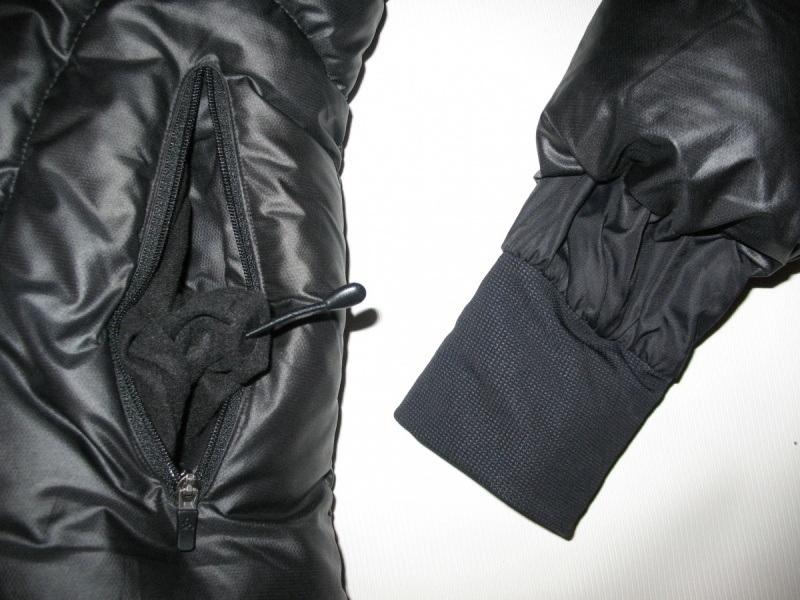 Куртка ODLO cocoon jacket lady  (размер XS/реально S/M) - 9