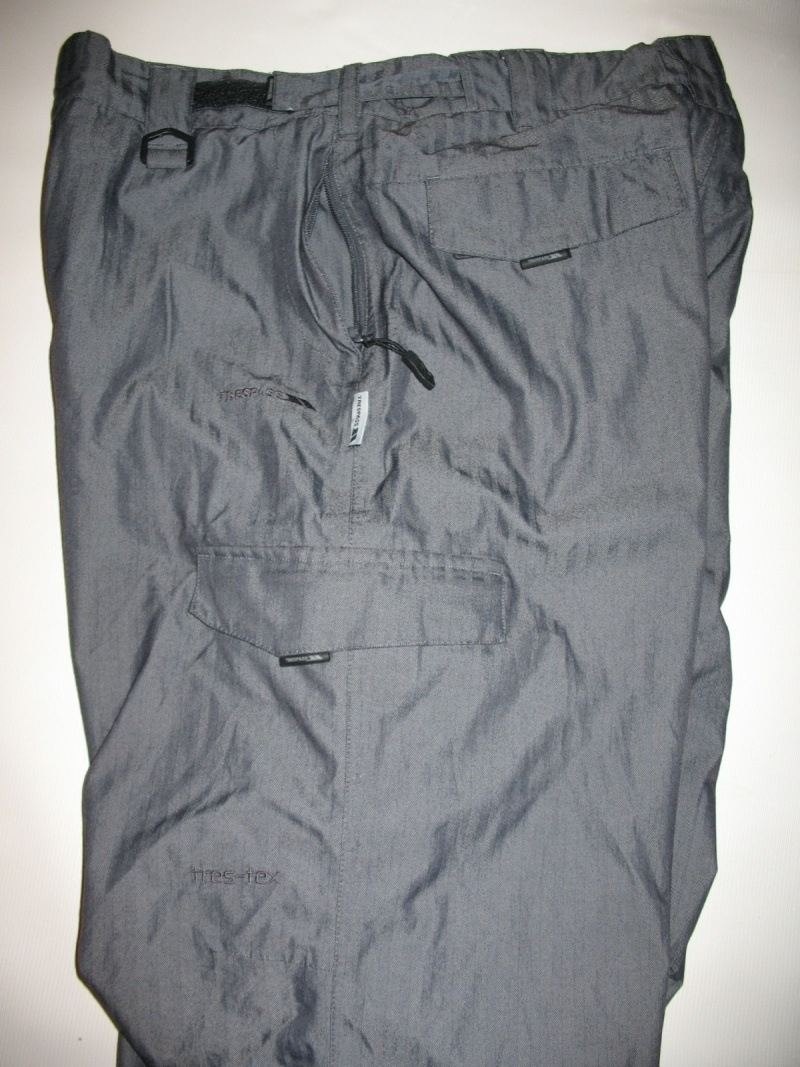 Штаны  TRESPASS  hedonic snowboard pants  (размер M/L) - 6