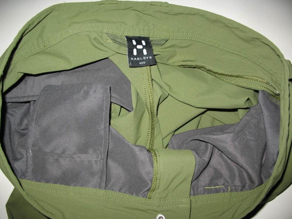 Штаны HAGLOFS mid fjell climatic pants (размер L/XL) - 11