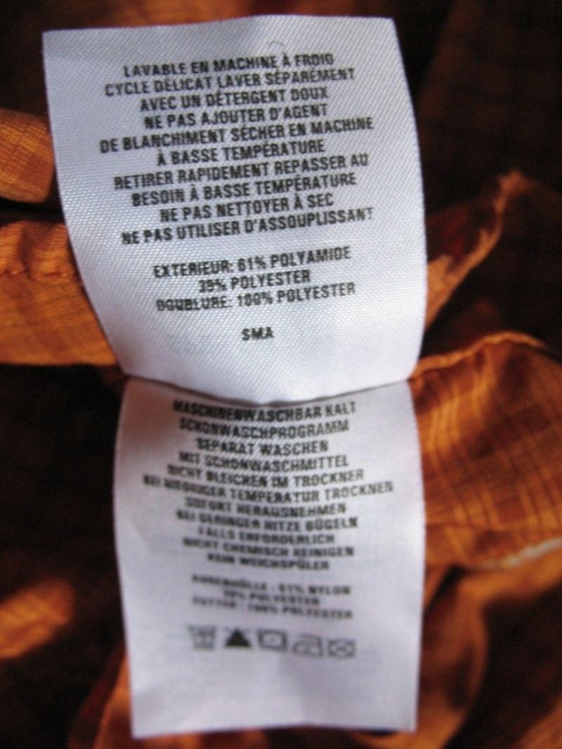 Рубашка COLUMBIA grt shirt (размер L(реально XL/XXL)) - 10