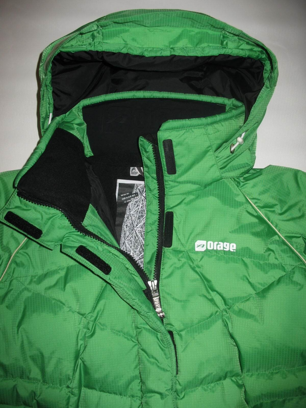 Куртка ORAGE ski down jacket lady (размер M) - 3
