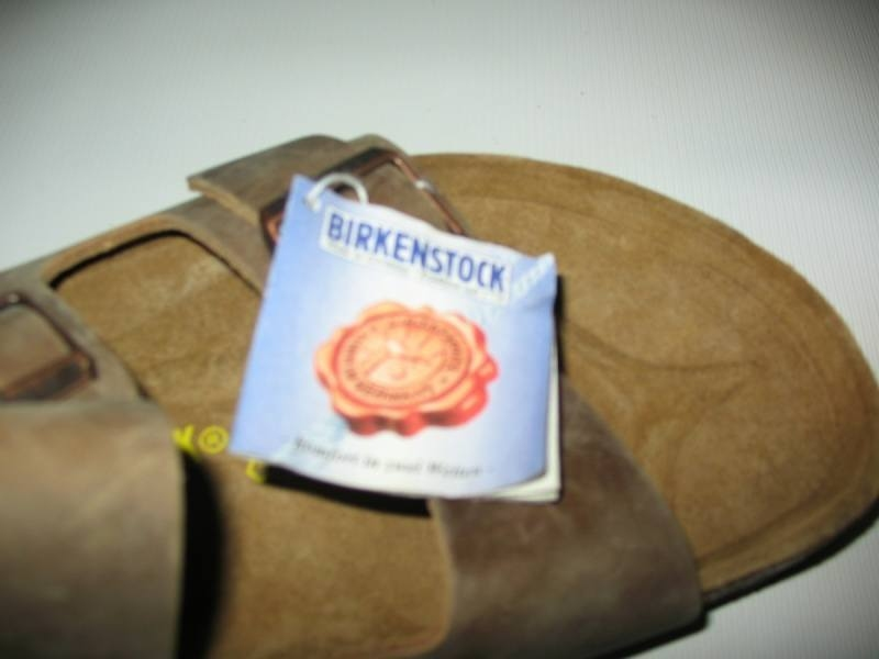 Сандали BIRKENSTOCK arizona (размер EU46(300 mm)) - 10