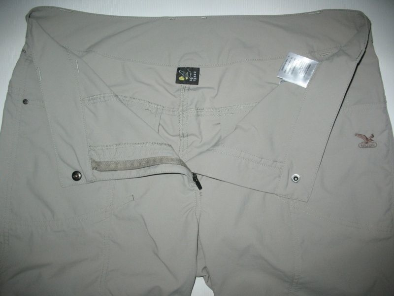 Штаны SALEWA nola dry 3/4 pants lady (размер XXL/XL) - 3