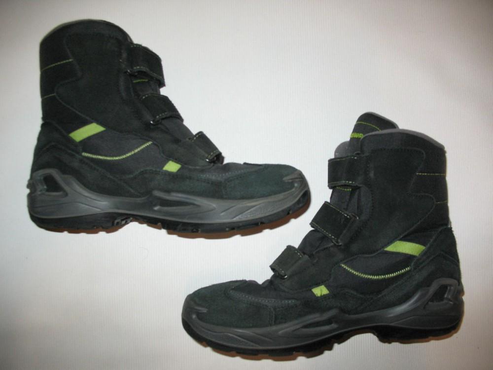 Ботинки LOWA marlon II gtx hi shoes lady (размер UK5,5;EU38,5(на стопу до 245mm)) - 3