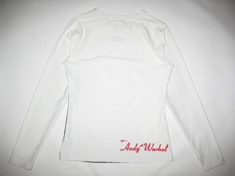Кофта BURTON andy warhol compression jersey lady  (размер M) - 1
