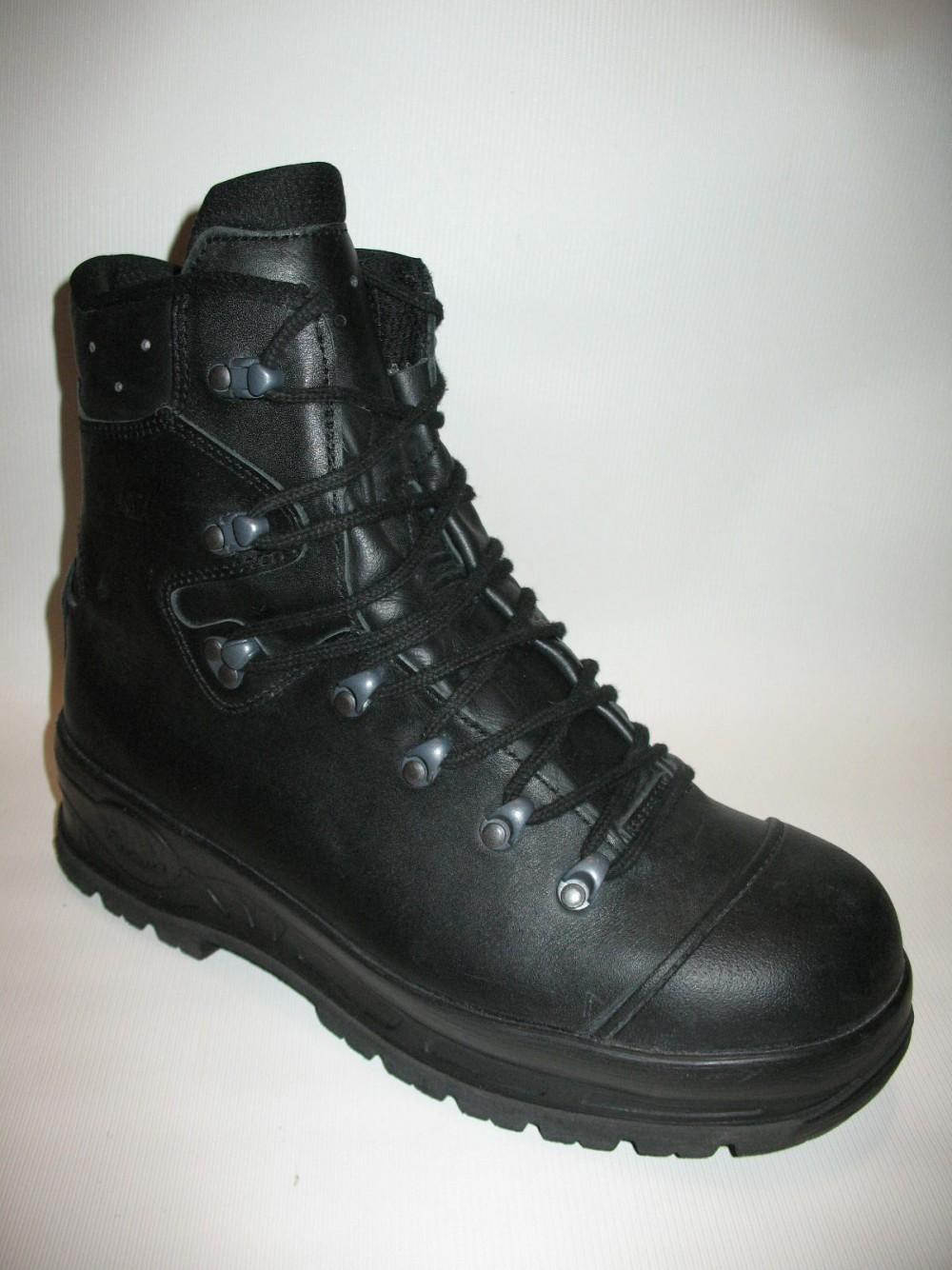 Ботинки HAIX trekker pro boots (размер UK8,5/US9,5/EU43(на стопу до 285 mm)) - 4