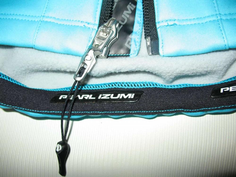 Велокуртка PEARL IZUMI elite softshell cycling jacket (размер S/M) - 9