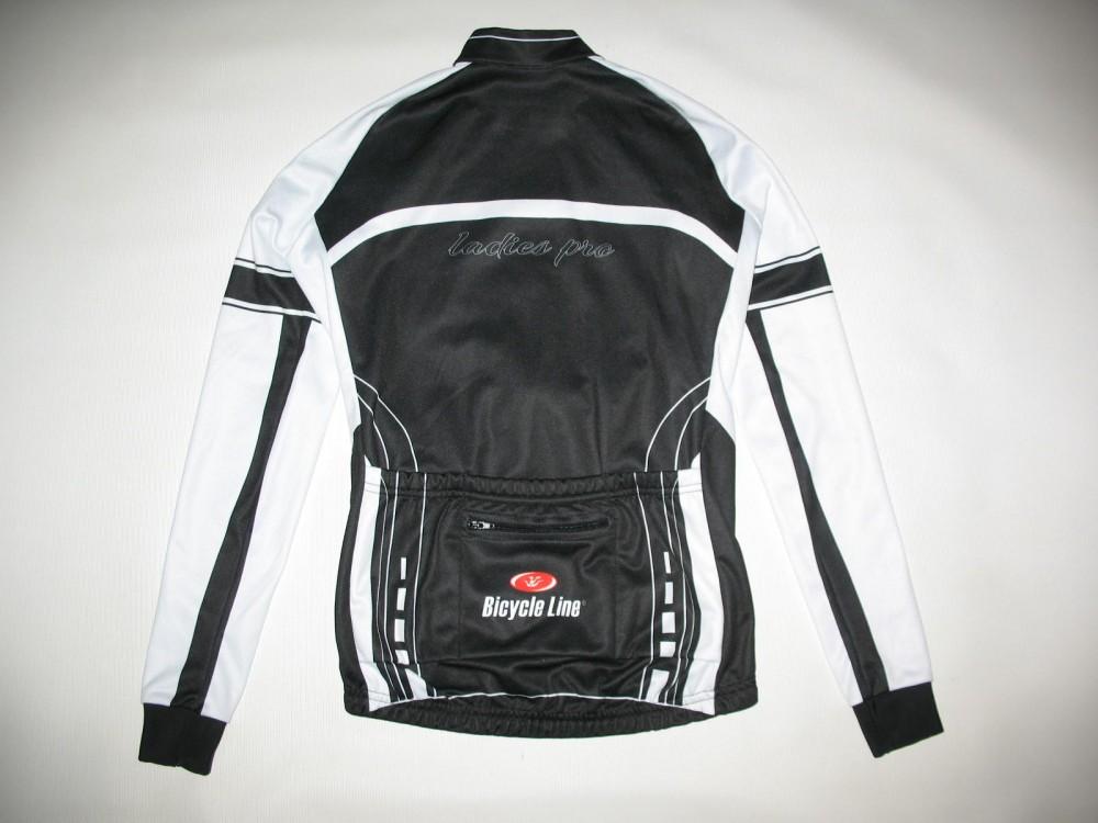 Велокофта BICYCLE LINE ladies pro fleece jersey lady (размер XS) - 1