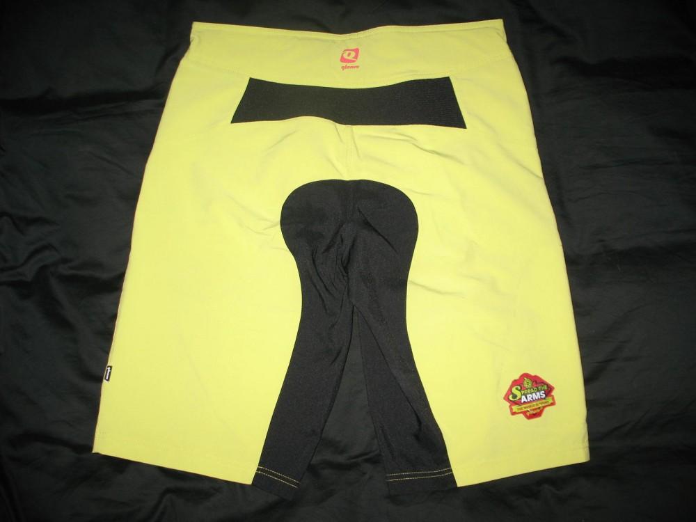 Велошорты QLOOM bike shorts lady (размер М) - 1