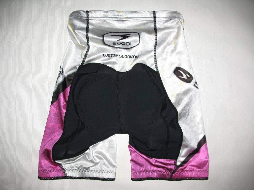Велошорты SUGOI custom cycling shorts lady (размер M) - 2