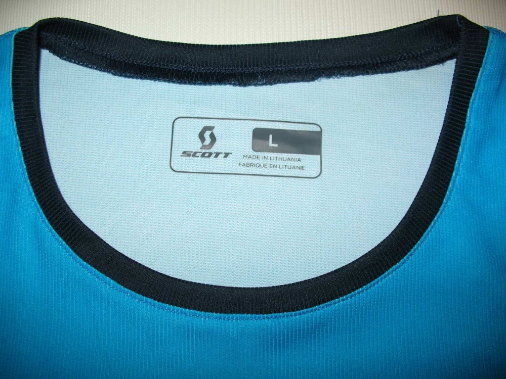 Веломайка SCOTT maillot trail flow jersey (размер L) - 3