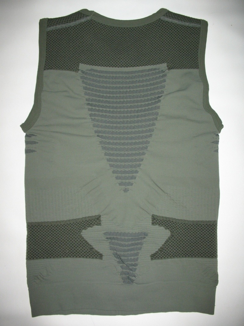Футболка X-BIONIC Trekking Summerlight 1. 0 sleeveless shirts (размер L/XL) - 3