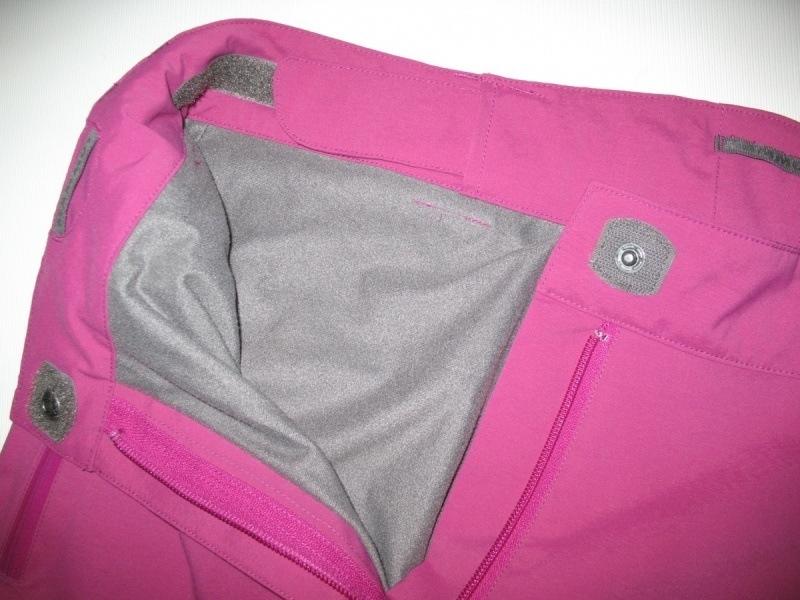 Штаны  MAMMUT  20/20 pants lady  (размер L/XL) - 13
