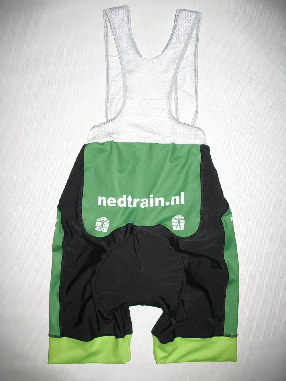 Велошорты BIORACER nedtrain cycling bib shorts (размер 6/XL) - 1