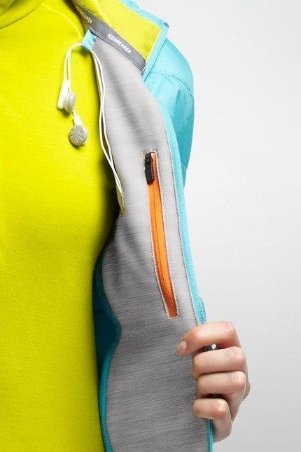Куртка ICEBREAKER    Helix jacket lady  (размер M) - 2