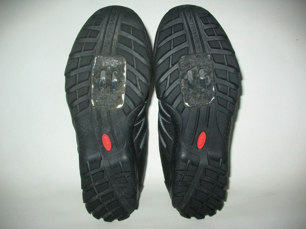 Велотуфли NORTHWAVE rocker bike shoes (размер UK6,5/US7,5/EU40(на стопу 255mm)) - 9