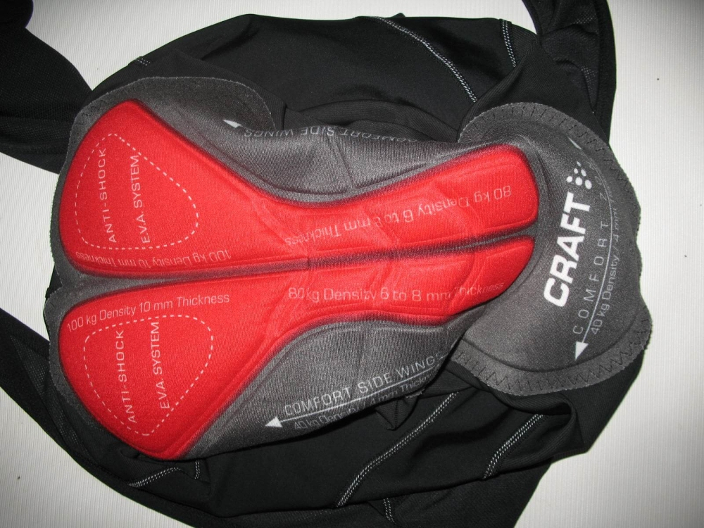 Велошорты CRAFT cycling bib shorts (размер L) - 5