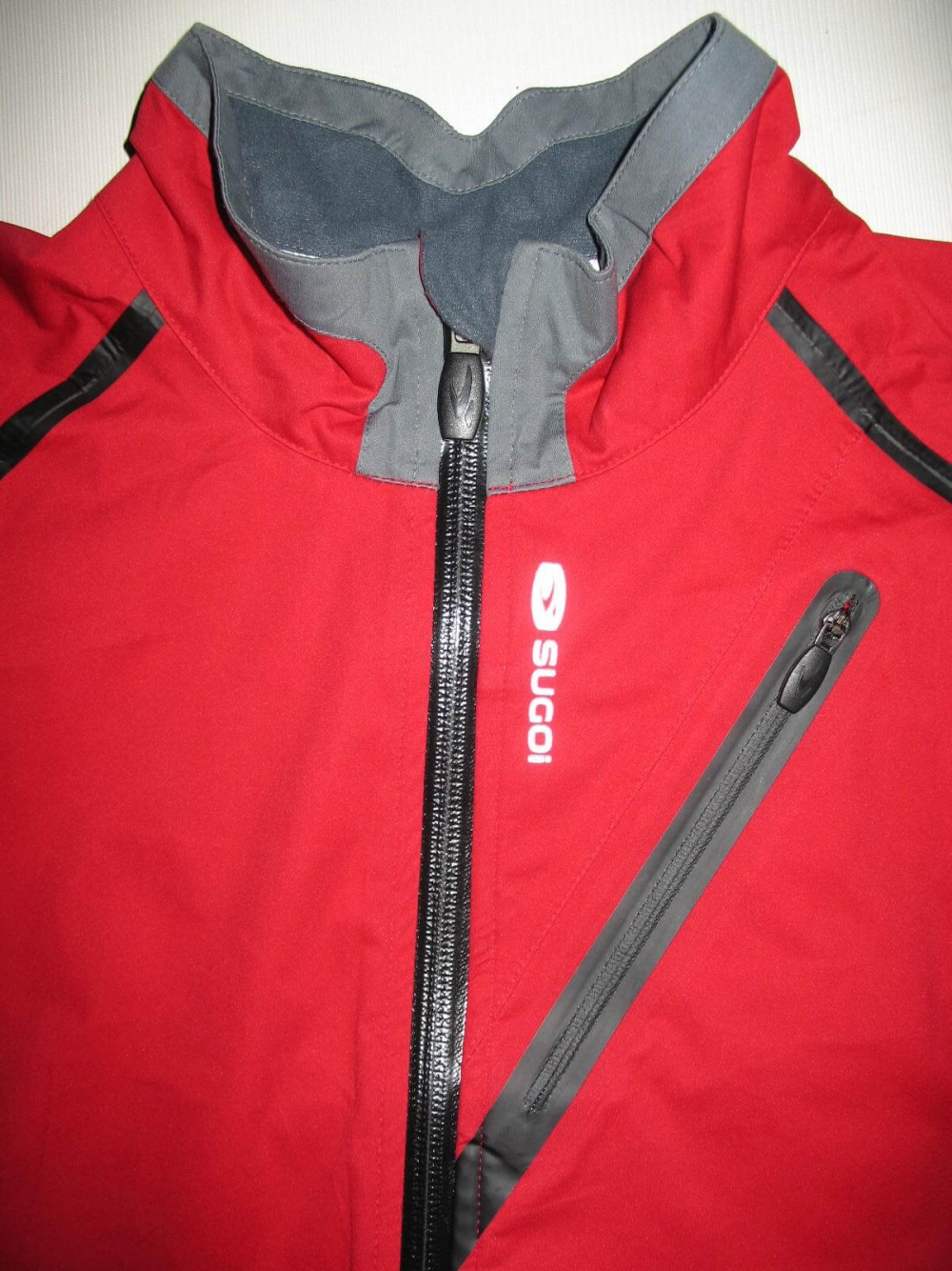 Куртка SUGOI waterproof light bike/run jacket (размер M) - 2