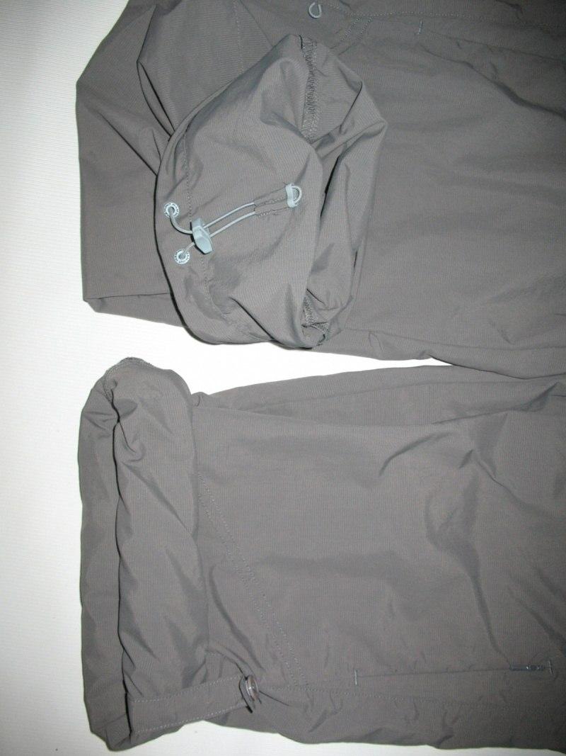 Штаны MAMMUT hose lang hiking pants lady (размер L/XL) - 13