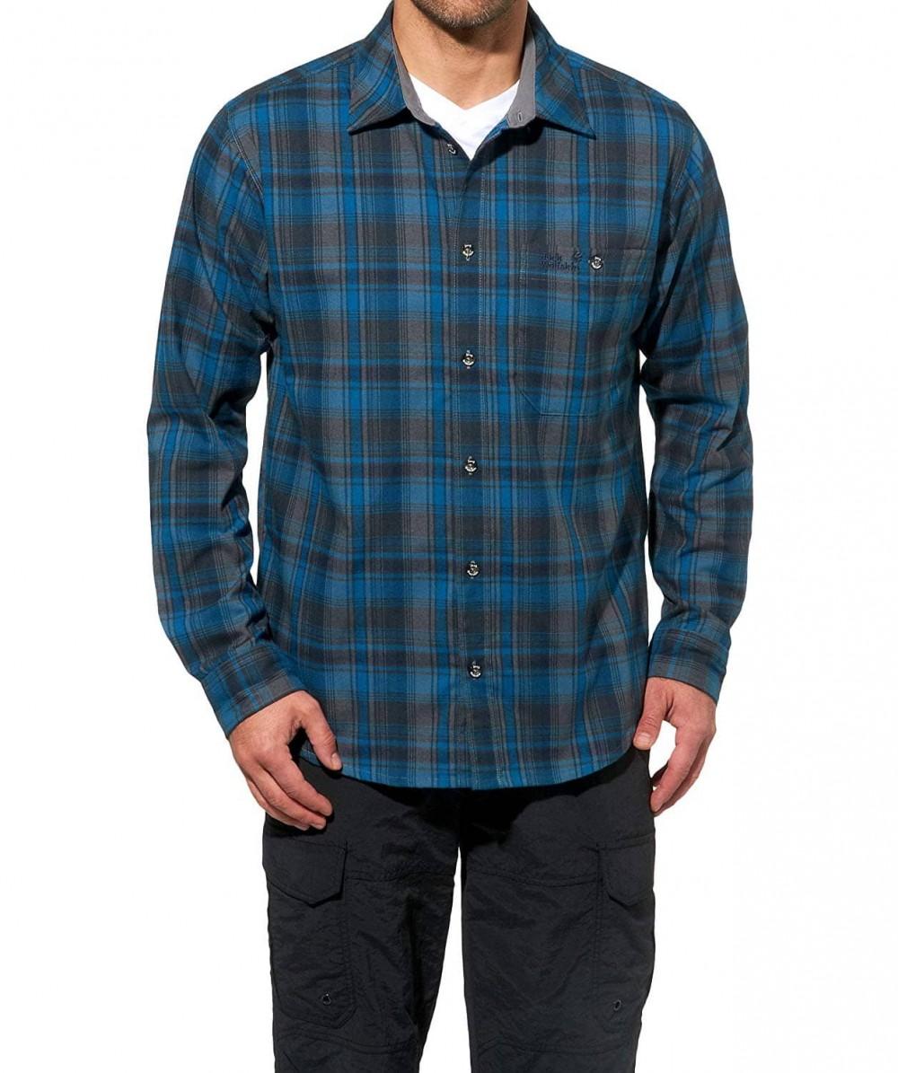 Рубашка JACK WOLFSKIN viewpoint shirt (размер XL) - 1