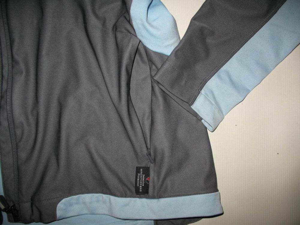 Куртка SALOMON windstopper jacket lady (размер XL) - 4