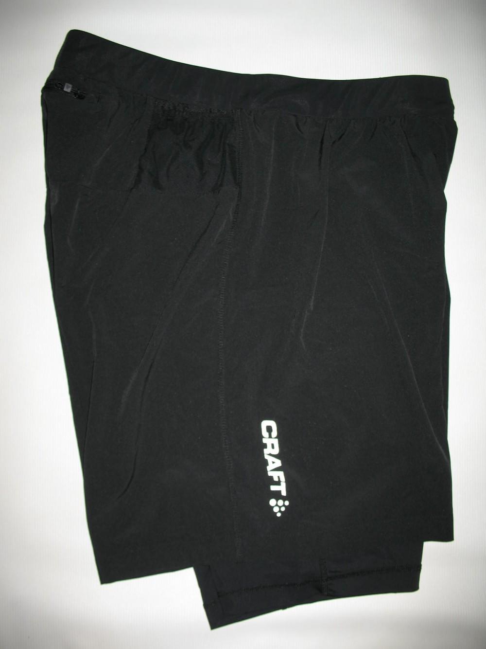 Шорты CRAFT grit 2in1 shorts (размер XL) - 5