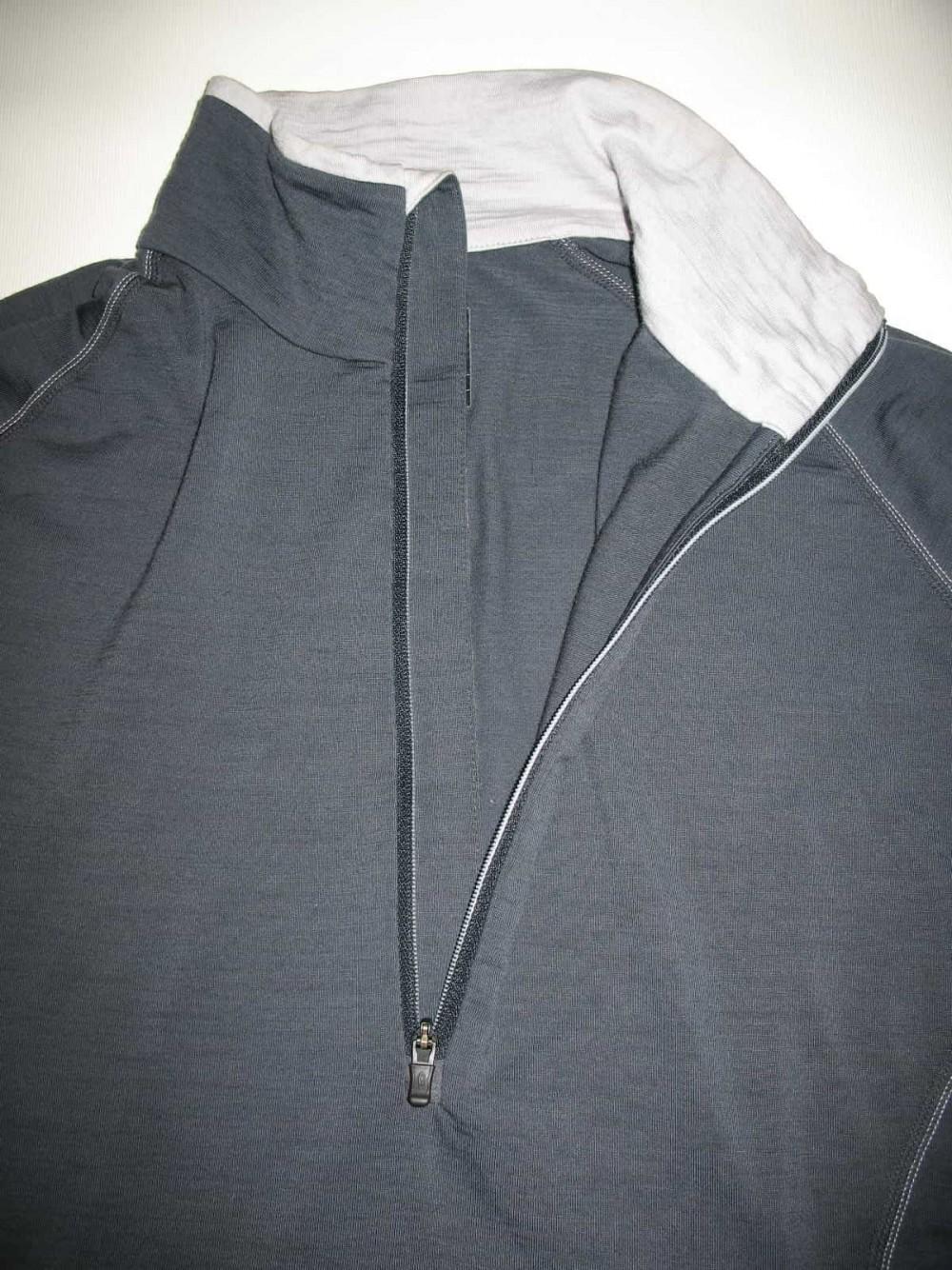 Термобелье ICEBREAKER GT 200 jersey lady (размер M/мужской S) - 2