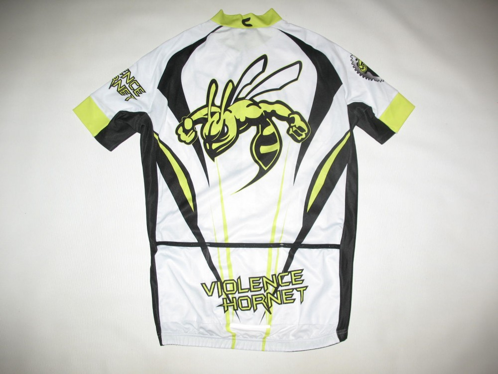 Велокомплект CHEJI violence hornet jersey+shorts (размер L(реально М(на +-180 см))) - 5
