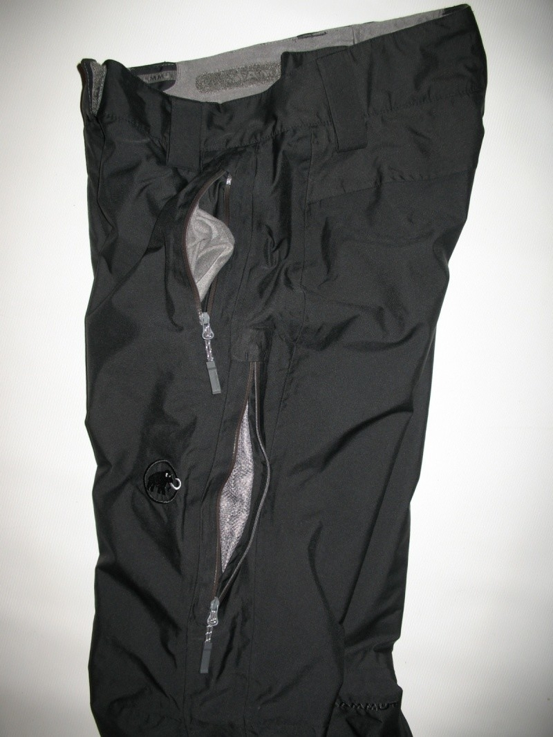 Штаны MAMMUT  10/10 pants lady  (размер 36/S) - 6