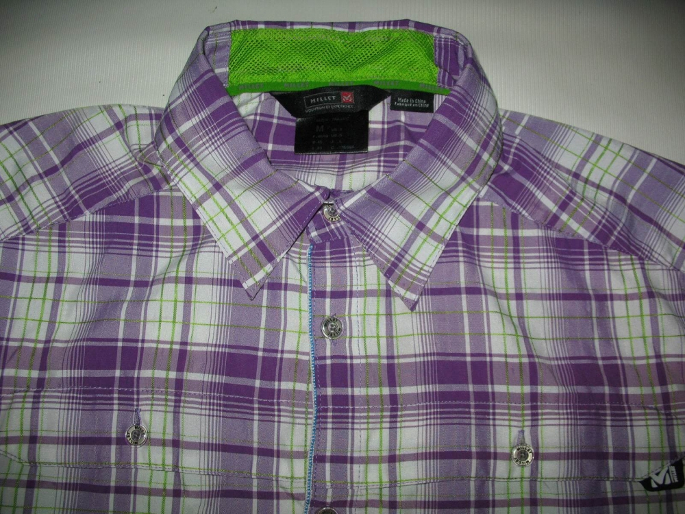 Рубашка MILLET mojay drynamic ss shirt (размер M) - 2