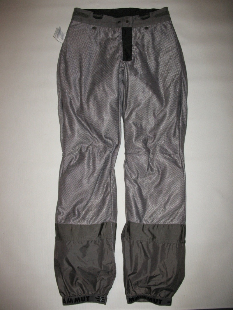 Штаны MAMMUT  10/10 pants lady  (размер 36/S) - 12