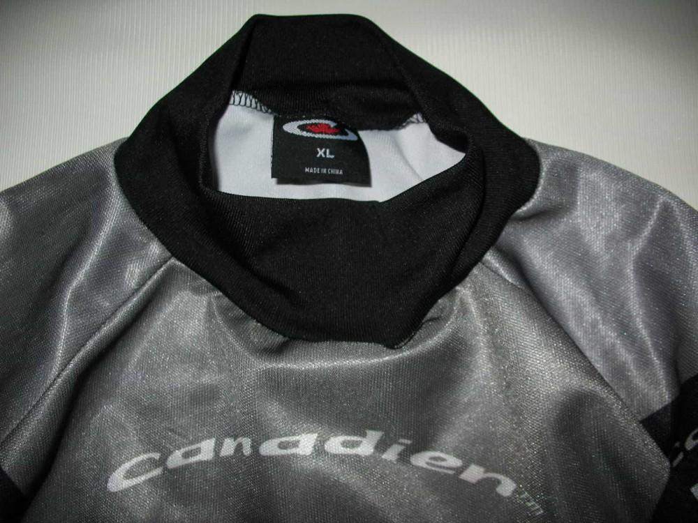 Велоджерси CANADIEN v+ DH bike jersey (размер XL(реально XXL/XXXL)) - 2