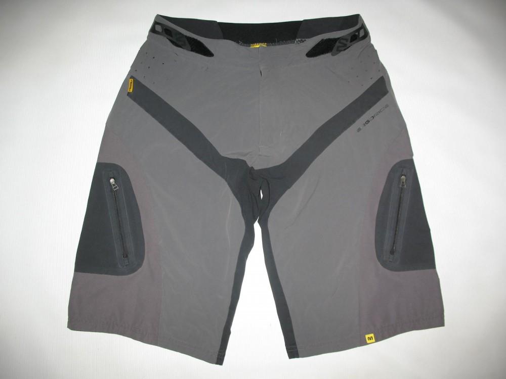 Велошорты MAVIC stratos mtb shorts (размер L/M) - 1