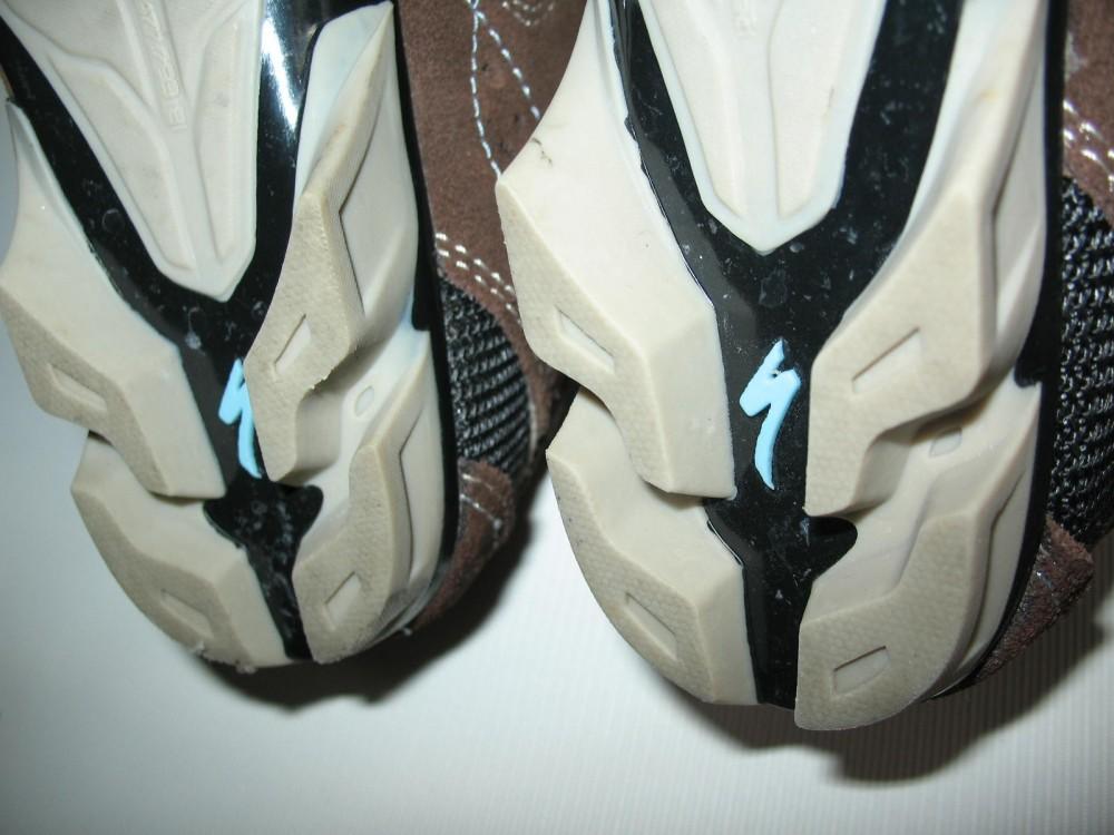 Велотуфли SPECIALIZED riata bg MTB shoes lady (размер UK6,5/US7,5/EU38(на стопу до 245 mm)) - 8