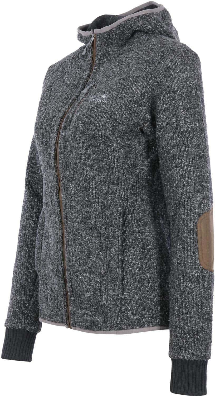 Кофта JACK WOLFSKIN milton fleece hoodie lady (размер 40-M/L) - 1