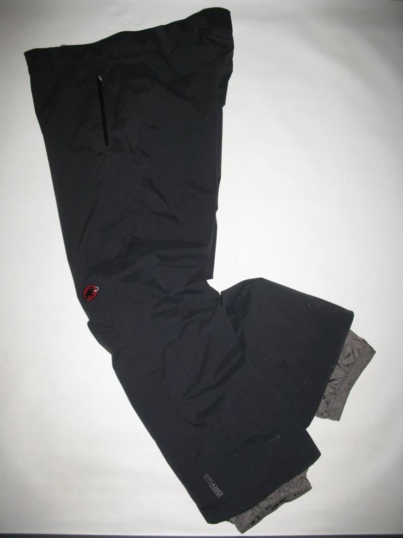 Штаны MAMMUT DRYtech pants (размер 54/XL) - 5
