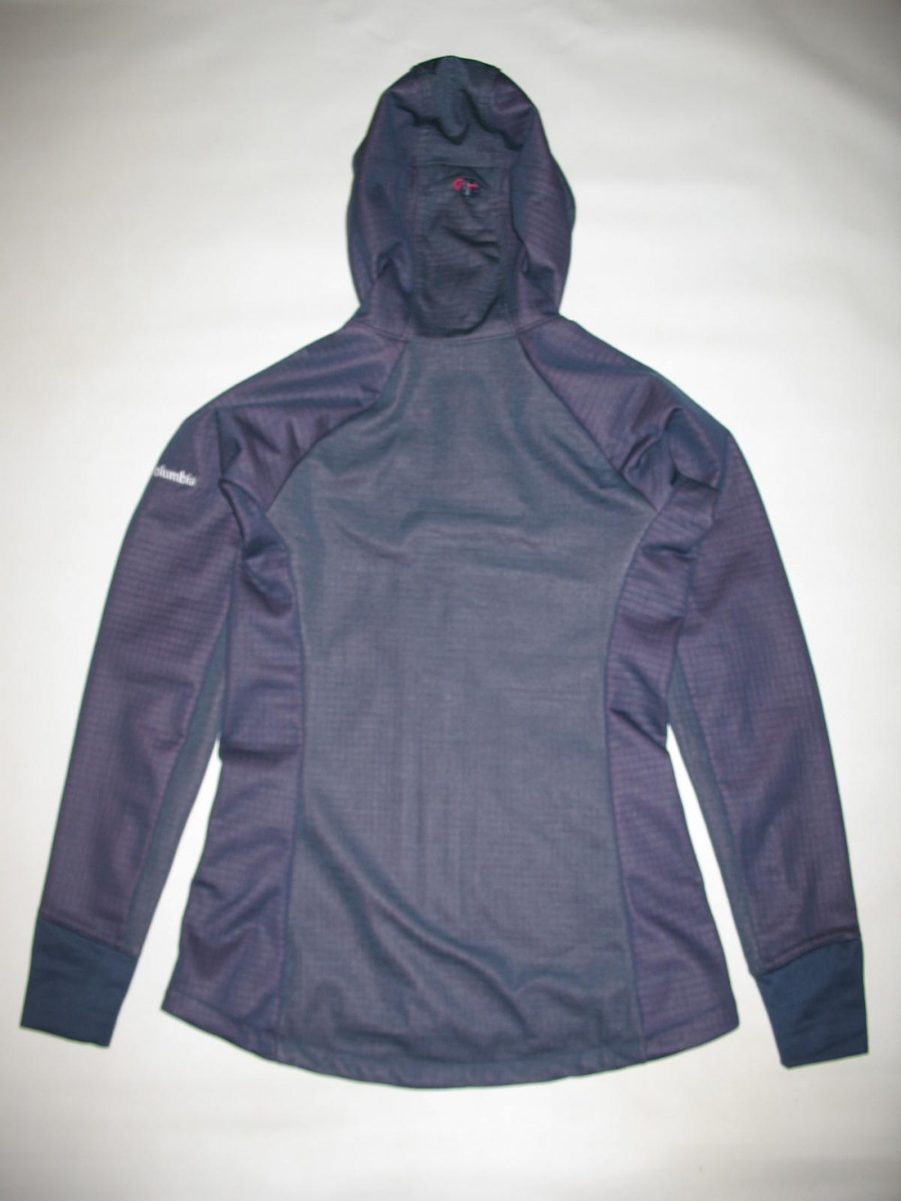 Куртка COLUMBIA steel cliff hooded softshell jacket lady (размер S) - 8