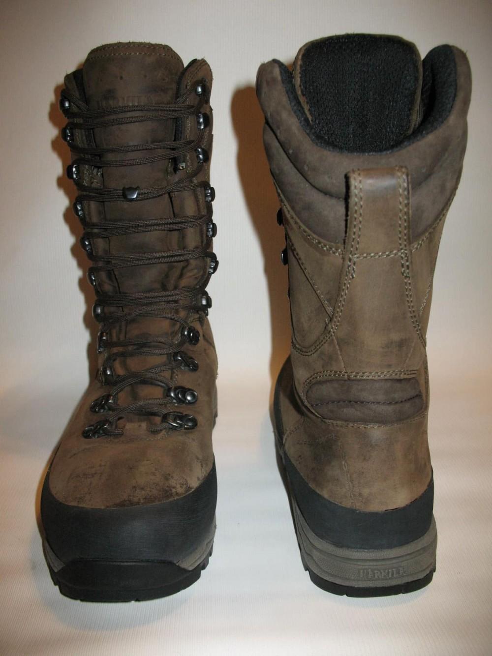 Ботинки HARKILA pro hunter GTX 12 hunter boots (размер UK9/US10/EU43(на стопу до 275 mm)) - 5