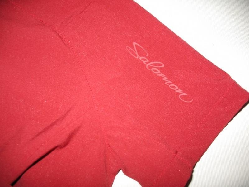Рубашка SALOMON shirt lady (размер S) - 3