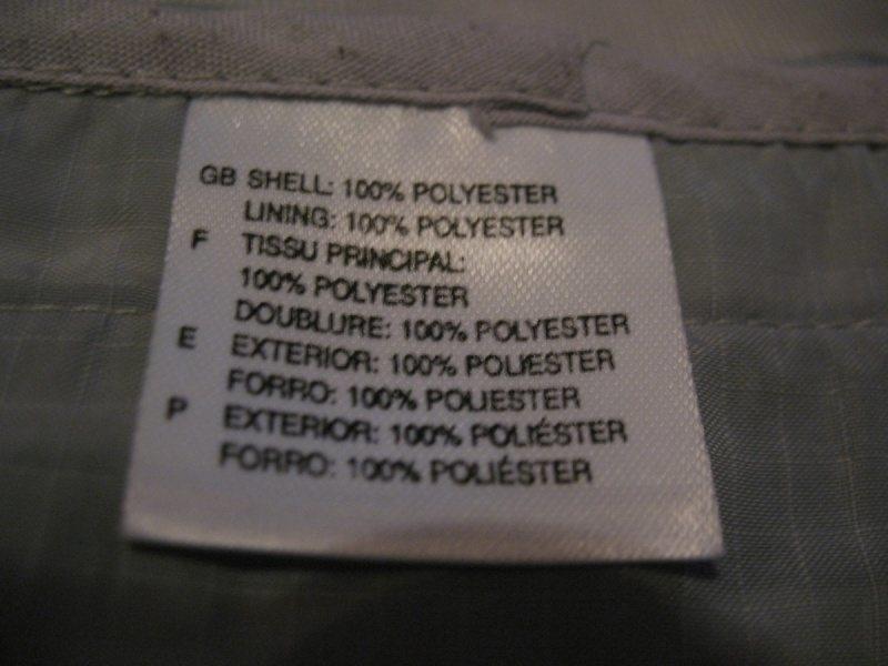 Кофта GOREbikewear GTX light jacket  (размер XXL) - 7