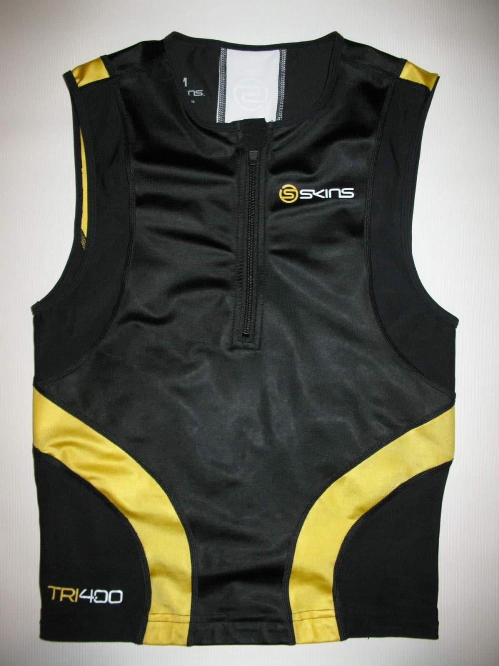 Футболка SKINS TRI400 compression ss jersey (размер M) - 1