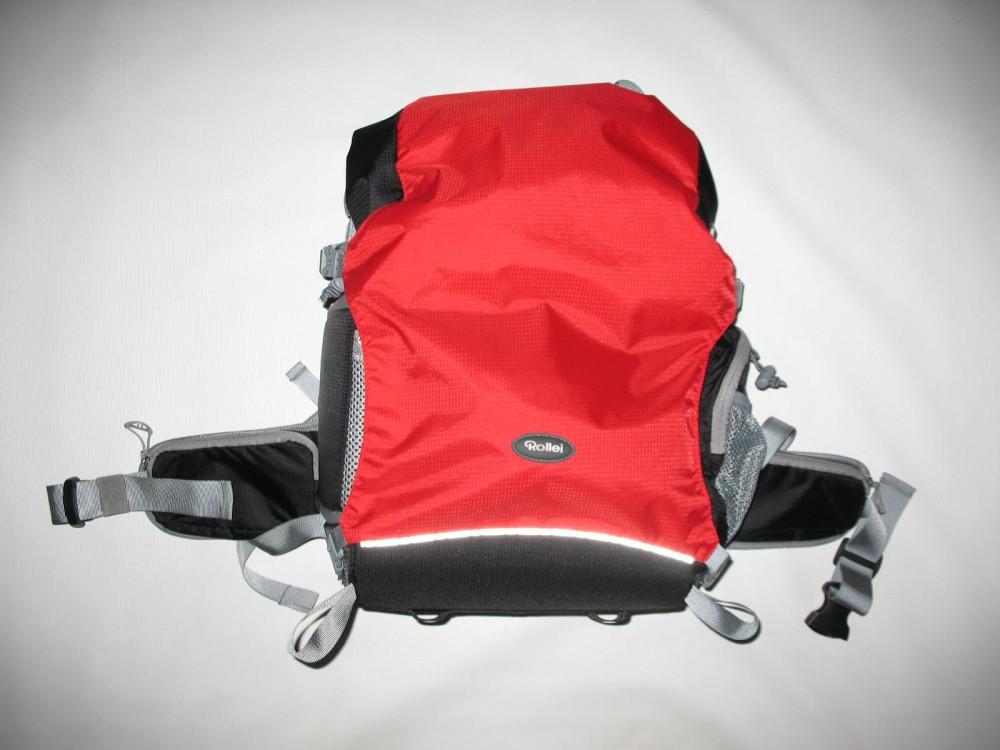 Рюкзак ROLLEI traveler canyon M red - 9