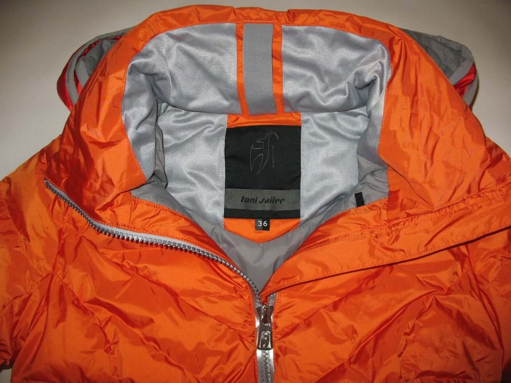 Куртка TONI SAILER clementine quilted ski jacket lady (размер 36/S) - 7